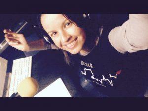 Meritxell Castells en Entropía 0 Radio