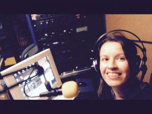 Meritxell in radio 2017